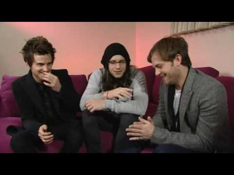 Kings of Leon interview - This Is Spinal Tap Up To 11 Edition - On UK DVD 7th September 09
