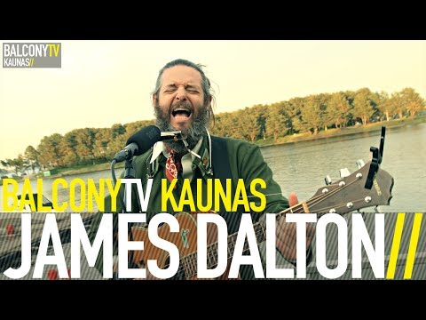 JAMES DALTON - EVERYMAN'S BLUES (BalconyTV)