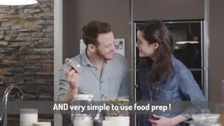 Video: Babymoov Nutribaby Plus Food Processor & Blender