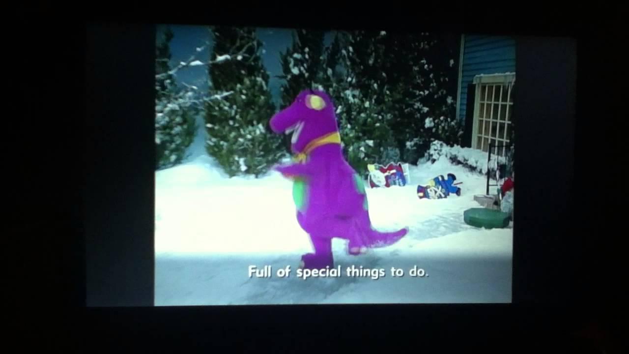 Barney winters wonderful youtube
