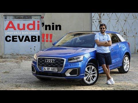 Audi Q2 Test Sürüşü