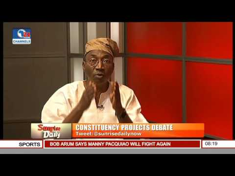 Constituency Project Is Unconstitutional - Legal Practitioner Pt 2
