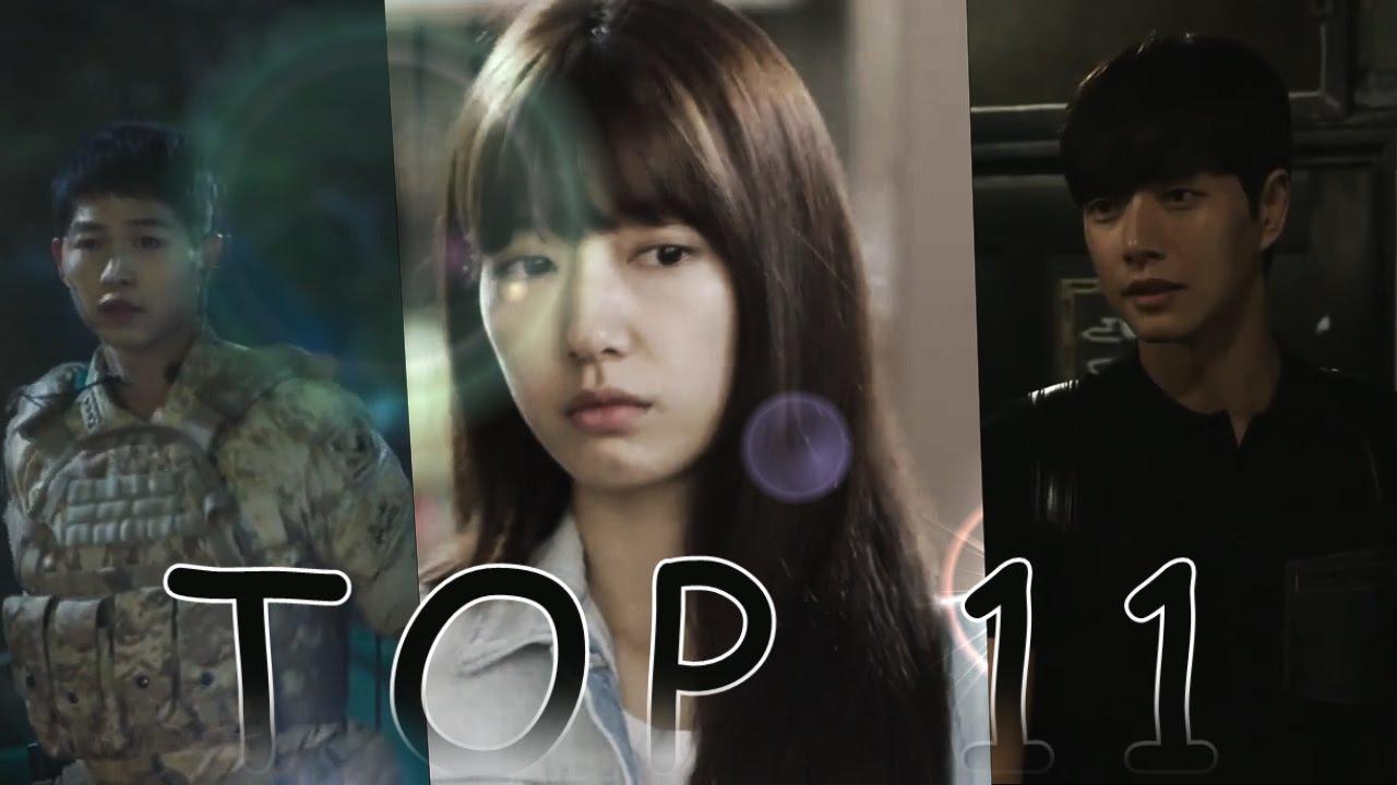 ТОП 11|TOP KOREAN DRAMA 2016|ТОП КОРЕЙСКИХ ДОРАМ 2016|ТОП лучших ДОРАМ|