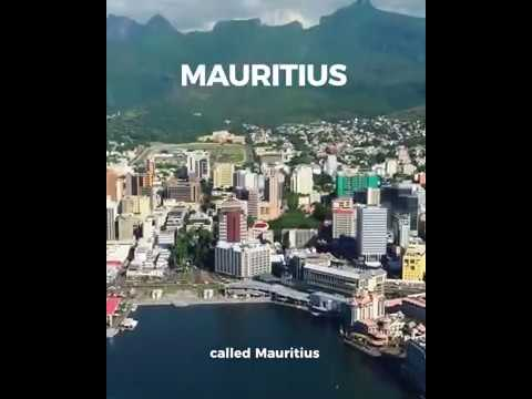 #Mauritius 🇲🇺 - The island that beat Covid-19