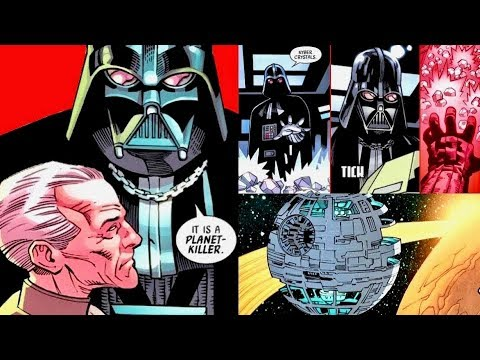 How Vader Discovered the Death Star Was a PLANET-KILLER!