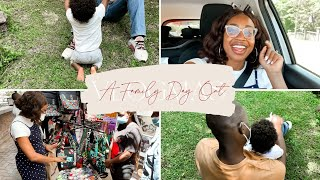 A Family Outing Baby Birthday Venue Scouting | VLOGMAS 2020
