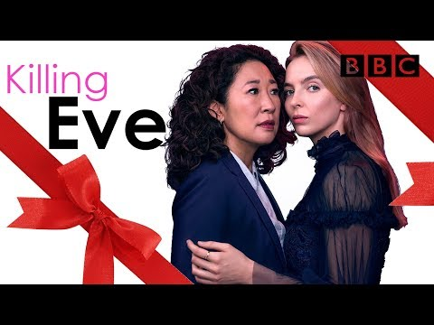 This Spoof Trailer Reimagines Killing Eve as a Cheesy Rom-Com, and It's Eerie AF