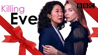 If Killing Eve was a romantic comedy - BBC