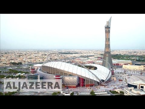 Exactly five years to go until 2022 FIFA World Cup in Qatar