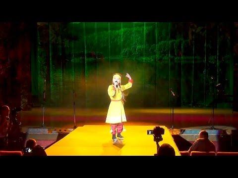 Карина Таннагашева - Песня о дождике