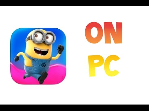 despicable me minion rush game  for pc