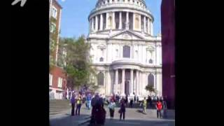 The Anti Easter Bunny at St Pauls Cathedral