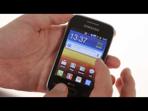 Samsung Galaxy Y Duos S6102 unboxing Video
