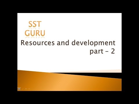 Resources and development CBSE Class 10 SST Geography- part 2 Soil Erosion - NCERT