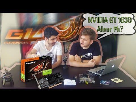 Gigabyte Nvidia GeForce GT 1030 İncelemesi ve Oyun Testleri (11 Oyun) | Alınır Mı?