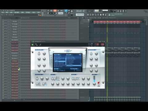 Music Production (behind the scenes)
