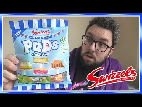 Swizzels Puds Review (Invent A Sweet Competition)