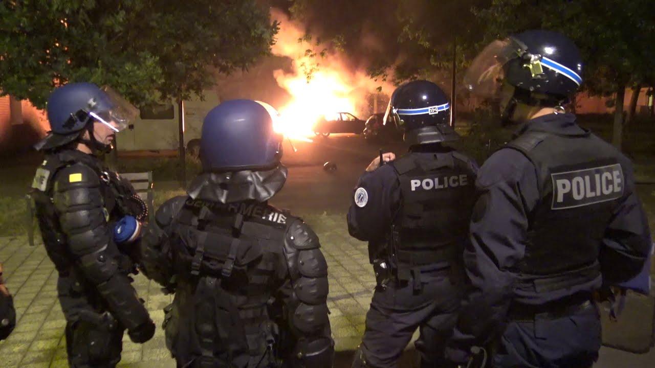 Violences urbaines après la mort de Aboubakar Fofana (4 juillet 2018, Nantes, France)