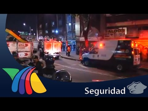 Desalojan Plaza Vizcaínas | Noticias