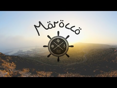 Awesome Morocco vacations HD 2016 (gopro + canon + drone)