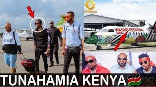 RASMI;Wasafi Festival sasa Kuhamia KENYA Baada Ya Kufungiwa TANZANIA,Harmonize athibitisha,Nairobi..