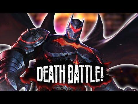 Download Batman is Forever in DEATH BATTLE!