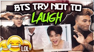 BTS TRY NOT TO LAUGH CHALLENGE (WE LOST)