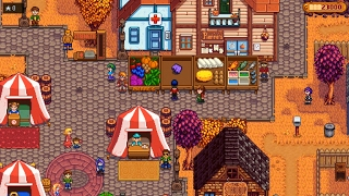 Stardew Valley - Mayors Shorts on Display! Completionist 24