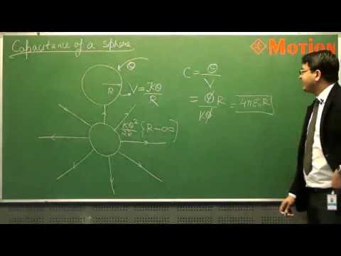 IIT classroom Video on Physics- Capacitor by KOTA Experts