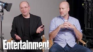 'Avengers: Endgame' Writers On Endgame's 'Big Decisions' | Entertainment Weekly