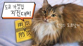 도쿄 주부 생활 :: 일본에서 지진대비 어떻게 하고 있어요? 韓国人主婦の地震防災。東京くらし。