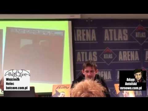 (PANEL) Bill Finger - Sekretna historia współtwórcy Batmana | feat: kelen (BatCave Tube)