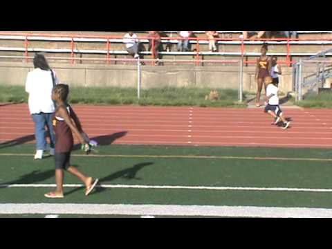 Cato June Jr. 200m Dash Debut