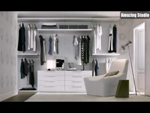 ankleideraum m bel begehbarer kleiderschrank planen regalsysteme youtube. Black Bedroom Furniture Sets. Home Design Ideas