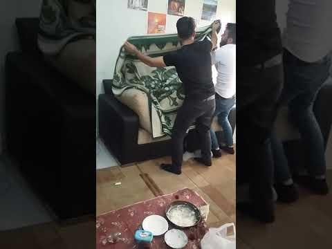 Erkek öğrenci evinde çılgınlık +18
