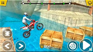Trial Xtreme 4 Challenge and Many Levels Android Gameplay