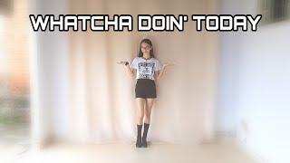 4MINUTE (포미닛) - 'Whatcha Doin' Today(오늘 뭐해)' | Carolyn Dance…