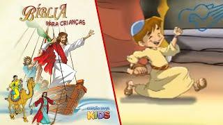 Bíblia para Crianças - Jesus aos doze anos