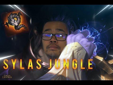 SYLAS GAMEPLAY FR JUNGLE - Nouveau Champion League of Legends thumbnail