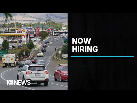 As Tasmanian Unemployment Rises, Regional Towns Like Sorell Have Jobs They Can't Fill | ABC News