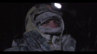 Рыбалка на ХАРИУСА  4 морозных дня в тайге  Часть 1  Заезд  Приключения начинаются