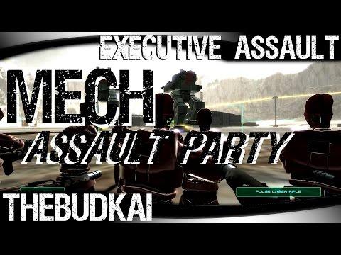 Executive Assault :: Ep 1 :: Mech Assault!