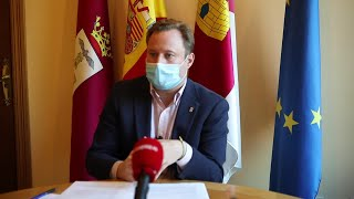 El alcalde de Albacete, Vicente Casañ, avanza sus planes de peatonalizar el centro