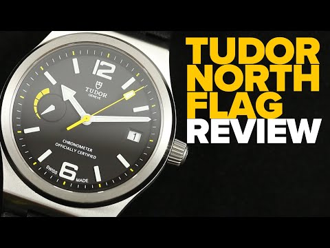 The Tudor Watch That No One Talks About Tudor North Flag Review