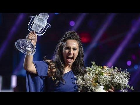 Ukraine Triumphs in 2016 Eurovision Song Contest