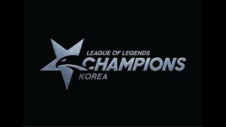 KZ vs. MVP - Week 5 Game 2 | LCK Summer Split | KING-ZONE DragonX vs. MVP (2018)