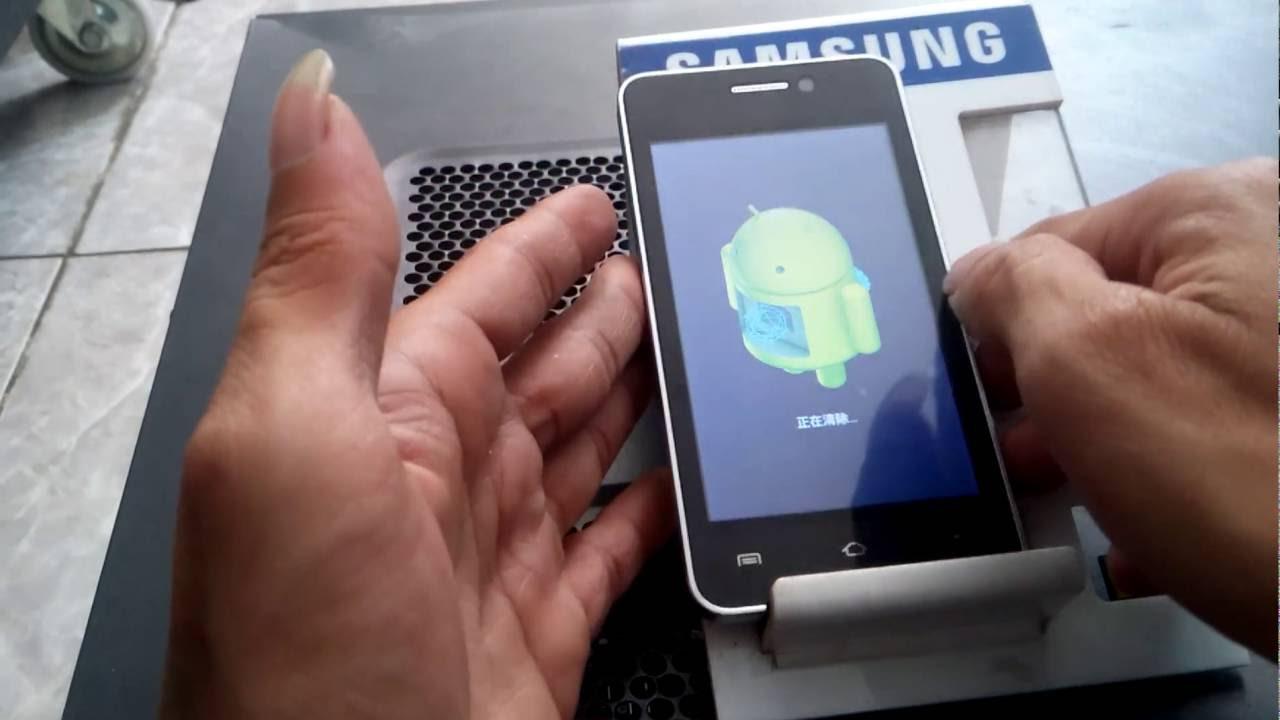 cara membuka hp android mito yang terkunci