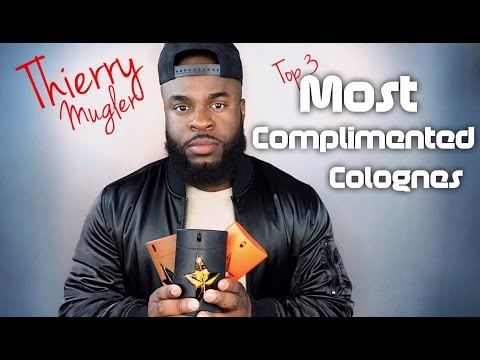 Top 3 Most Complimented Thierry Mugler Fragrances | Men