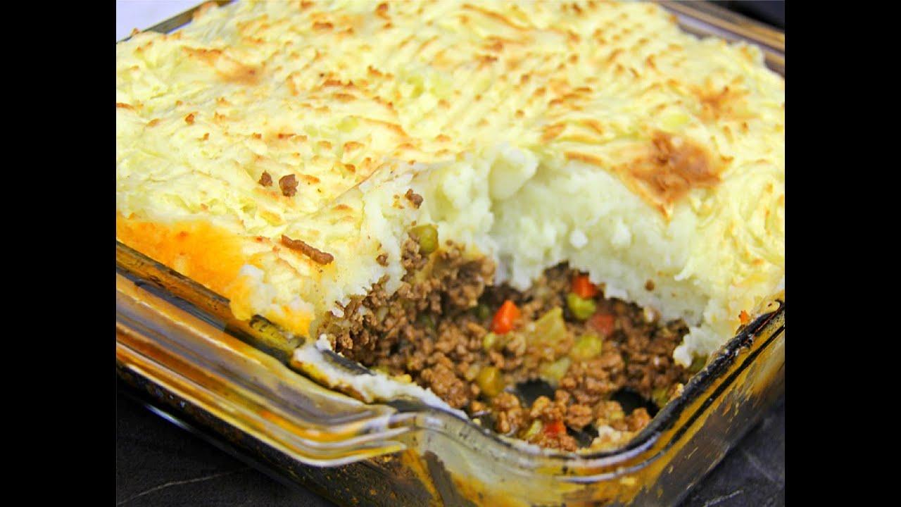 Shepherds pie tasty tuesdays chrisdelarosa youtube forumfinder Images