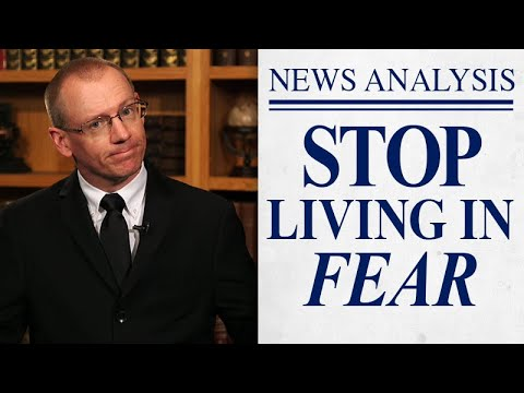 Stop Living in Fear!